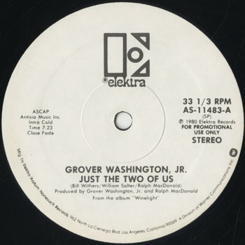 DG_GROVER WASHINGTON JR_JUST THE TWO OF US_201603
