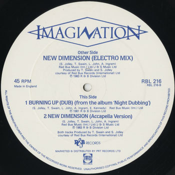 DG_IMAGINATION_BURNING UP DUB_201603