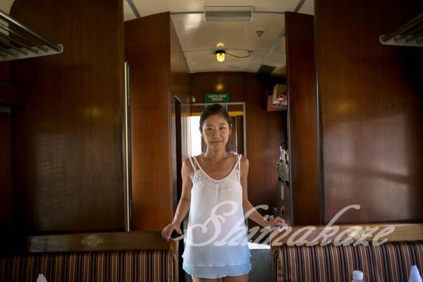 マレーシア北ボルネオ鉄道オプショナルツアー