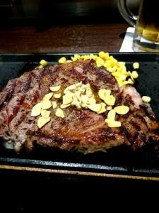 いきなりステーキ肉