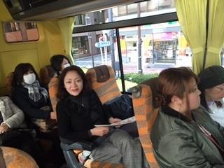 旅行バス1