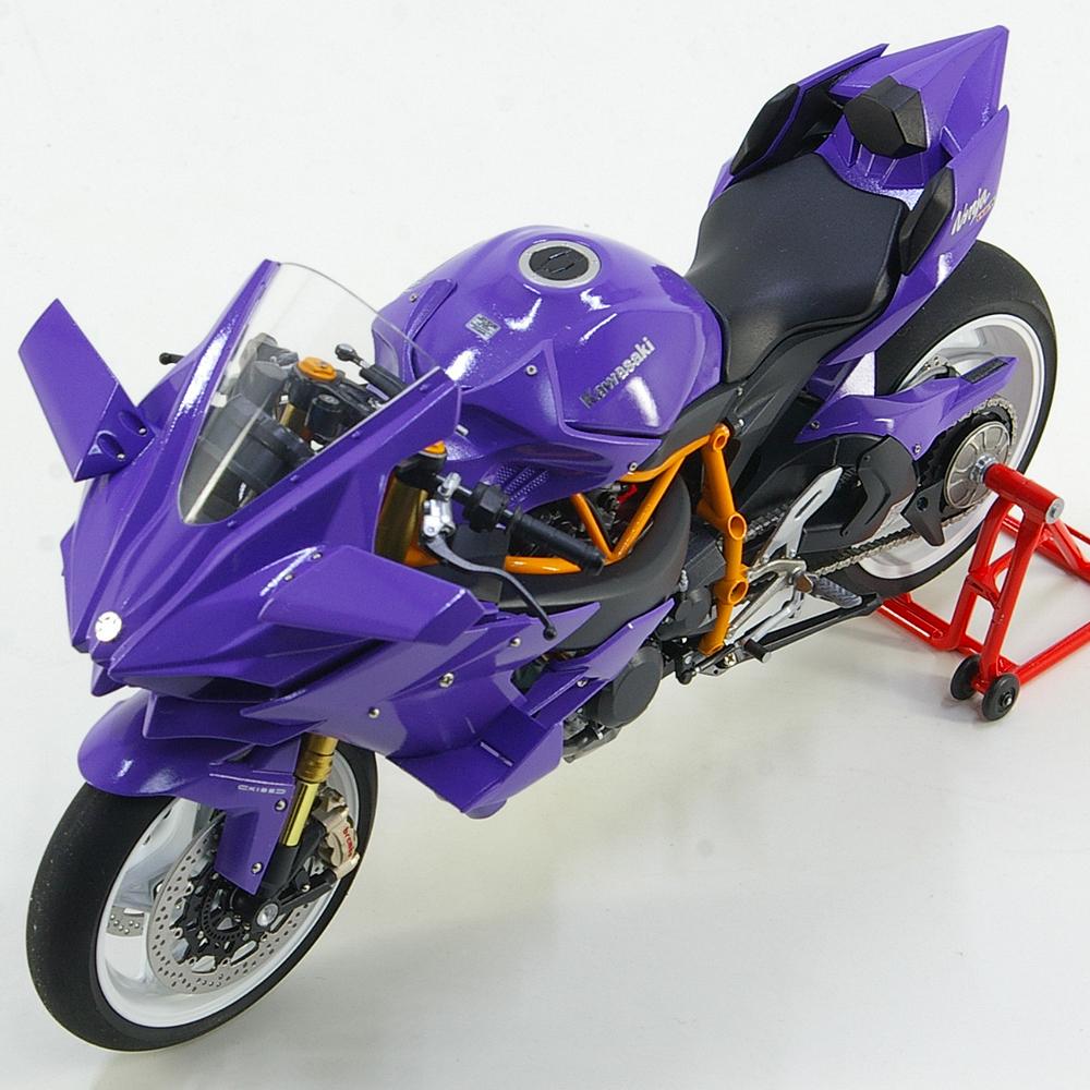 KAWASAKI Ninja H2R 改修作例