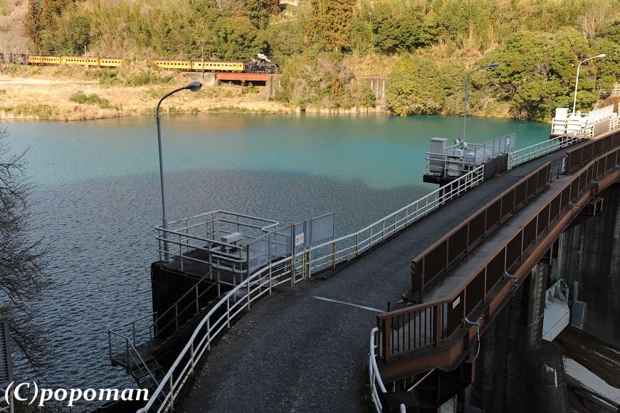 DSC_6831 - コピー2017 3 9 大井川鐵道 下泉~塩郷 871 580 popoman