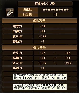 20170331-4 ☆10Exシュトナちゃんのデータ♪④