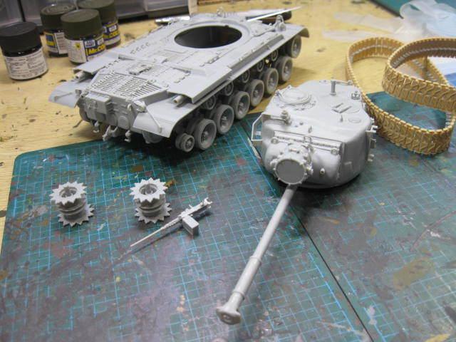 M46 塗装の1