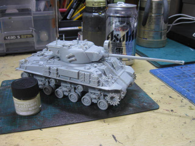 M50 Super Sherman の4