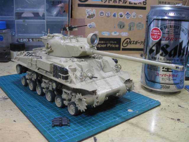 M50 Super Sherman の5