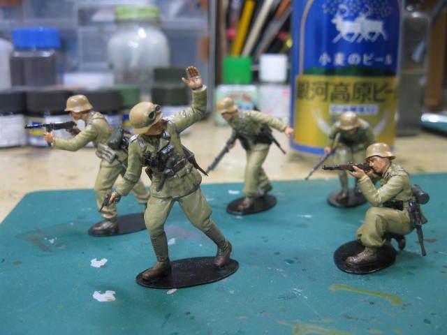DAK 35 歩兵の6