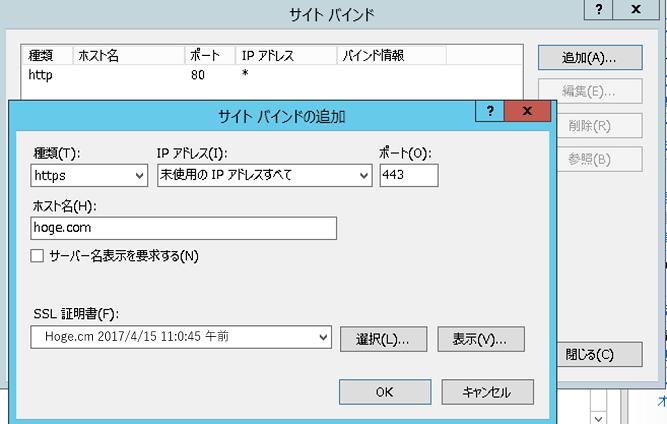 IIS_setting