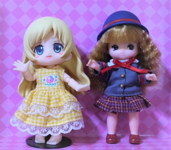 CPアリス&ミキマキ