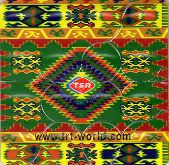 TRT VOICE OF TURKEY Turkish Radio Television Corporation www.trtvotworld.com