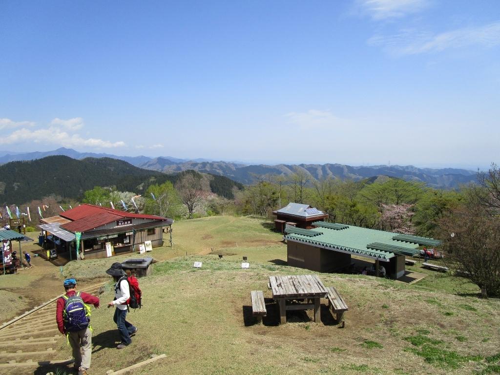陣馬山頂(東)