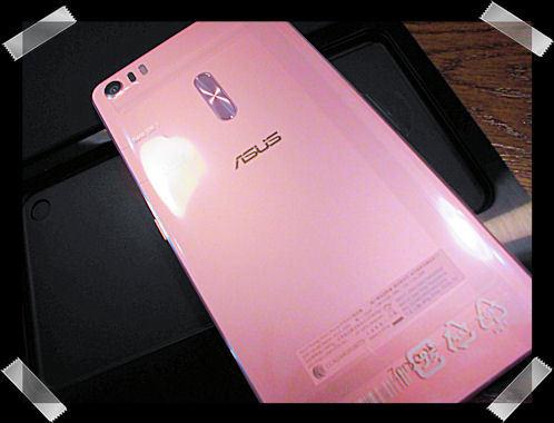 色はピンク