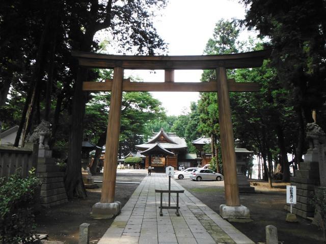 武水別神社他 (1)