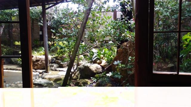 やをよしさんの庭