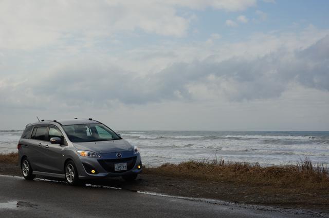 日本海とプレマシー