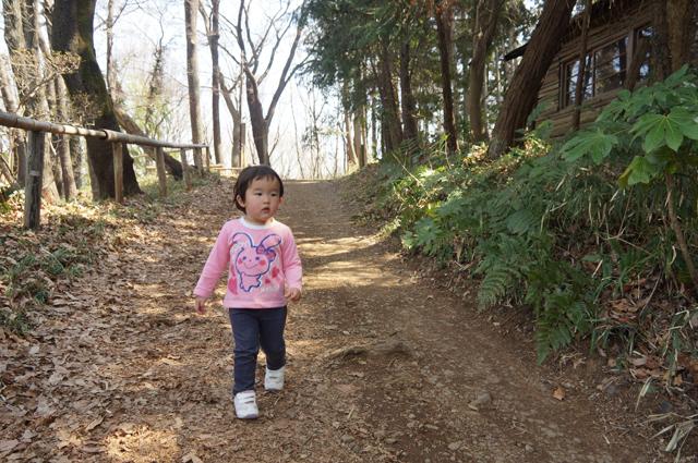 長沼公園を歩く