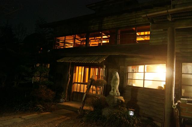 鎌田鳥山の風情