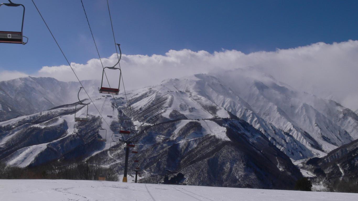 090208岩岳スキー場001