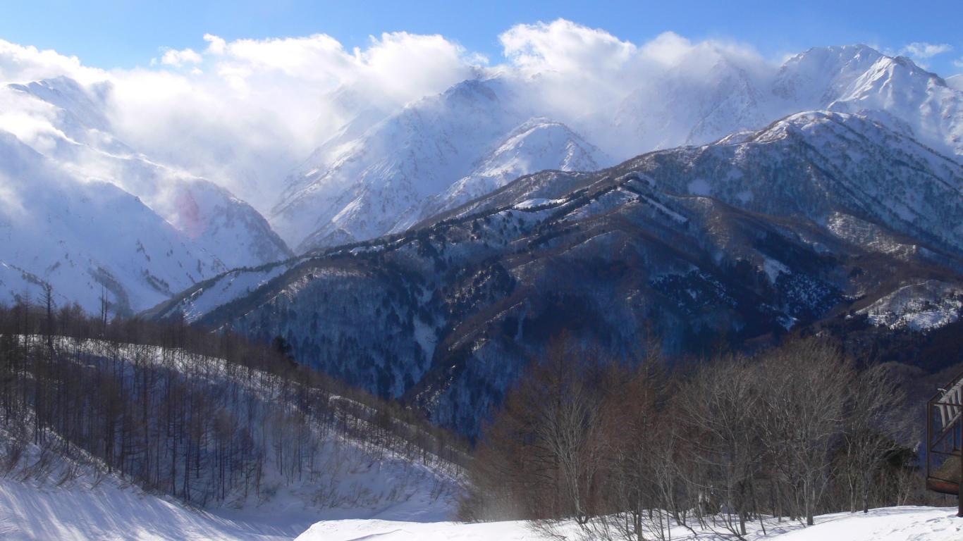 090208岩岳スキー場007