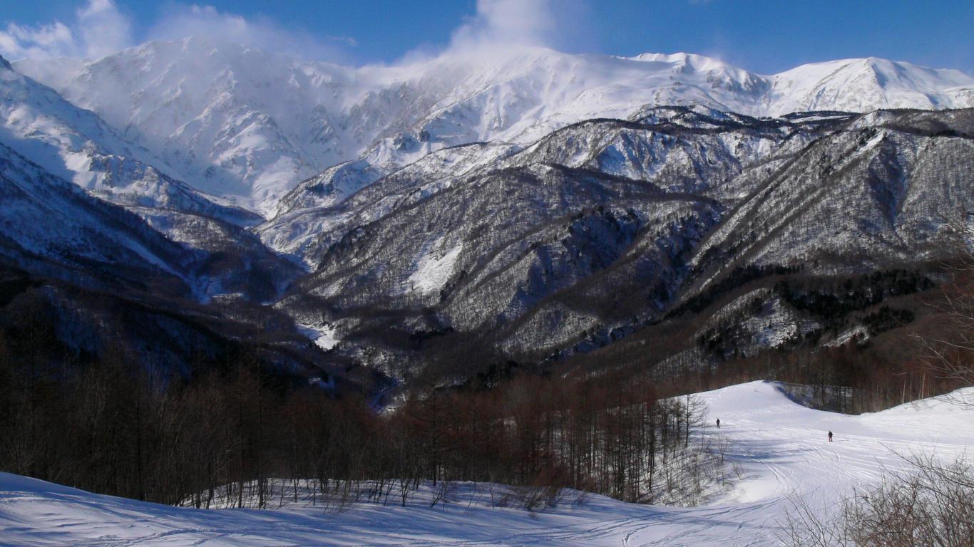 090208岩岳スキー場010