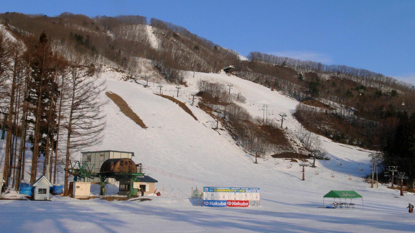 090210岩岳スキー場001