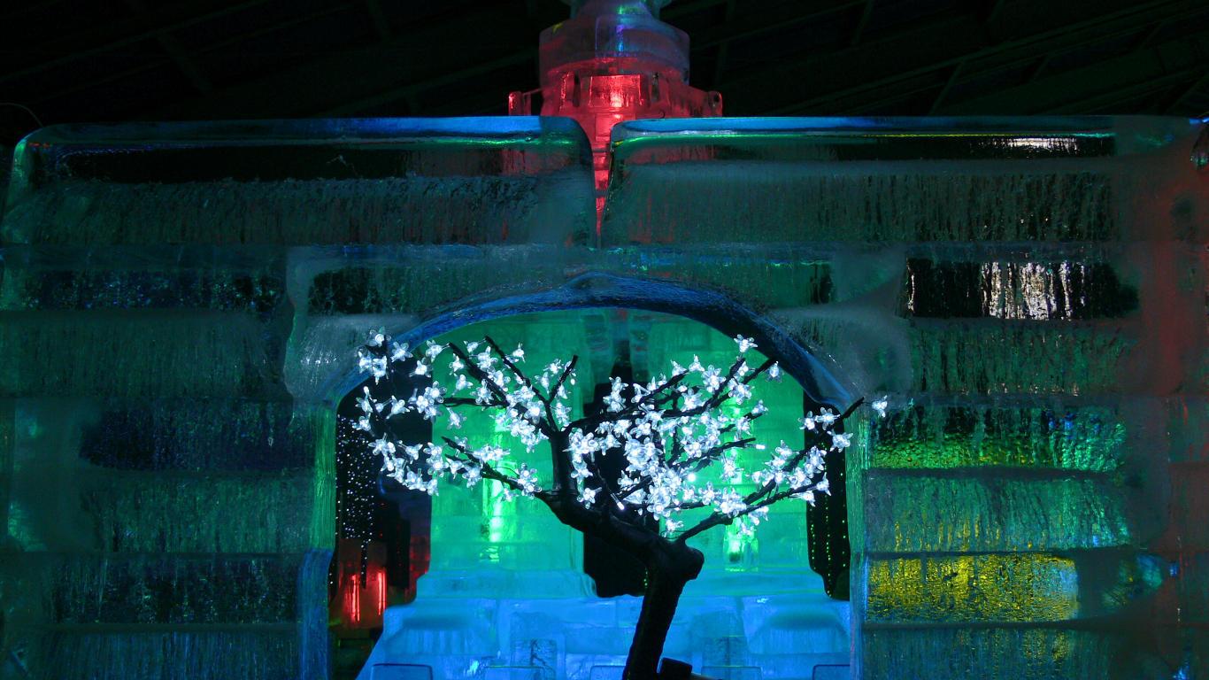 090210白樺湖氷燈祭017