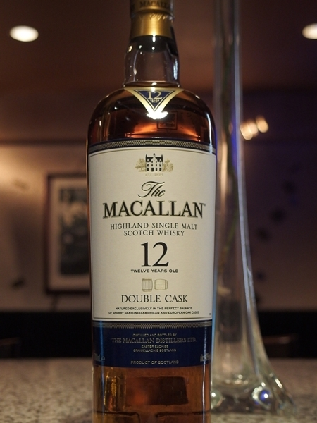 MACALLAN 12y Double Cask_600