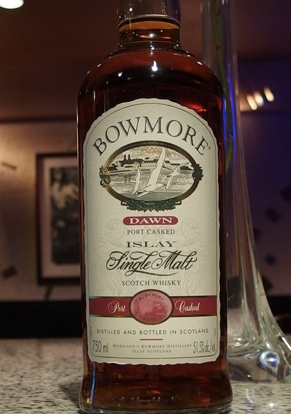 BOWMORE DAWN_600