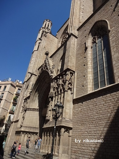 04 2017 Barcelona in Spain