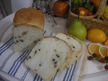 レーズン食パン6