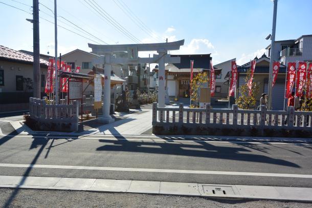 柳野神社①