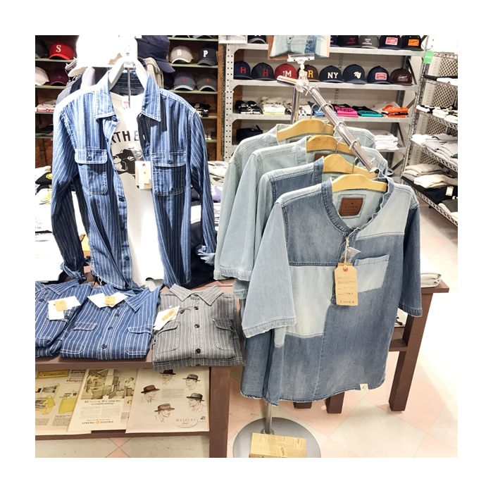 2017-04 GWラインフェア 店内 メンズ (6)