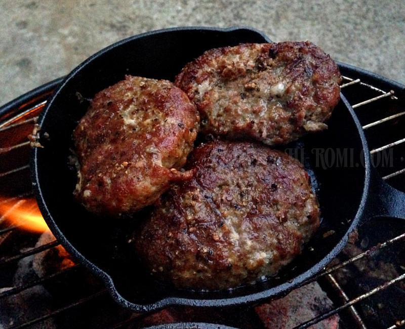 BBQ グリル スモーク ハンバーグ ステーキBBQ チェダーチーズ 燻製 つなぎ無し