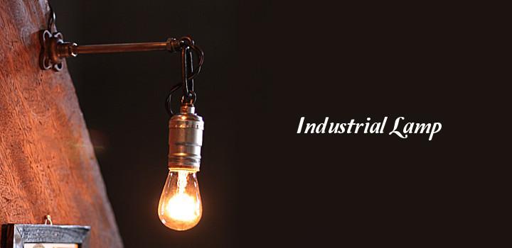 USAヴィンテージチェーンリング付工業系ウォールランプ兼用ペンダントライトA/アンティーク照明ブラケット