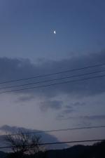 日の出前45