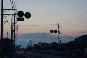 日の出前43