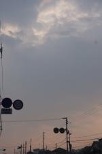 上の雲日の出32