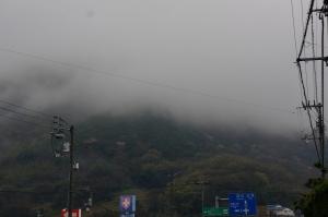 霧の朝32