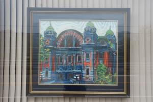 中央公会堂の絵21