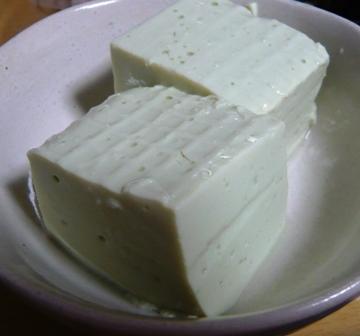 松永豆腐店:枝豆豆腐2