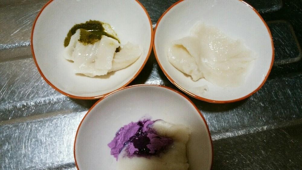 三色団子の澄まし汁の作り方2