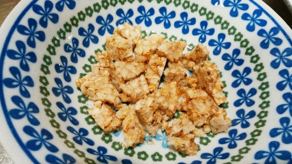 枝豆とチーズのリゾットの作り方1