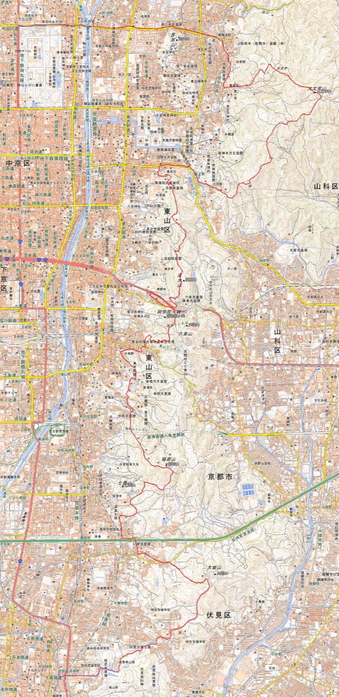 伏見桃山城~銀閣寺(1)