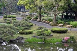 Parkscape Tokyo