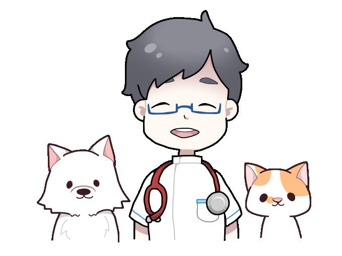 院長と犬猫
