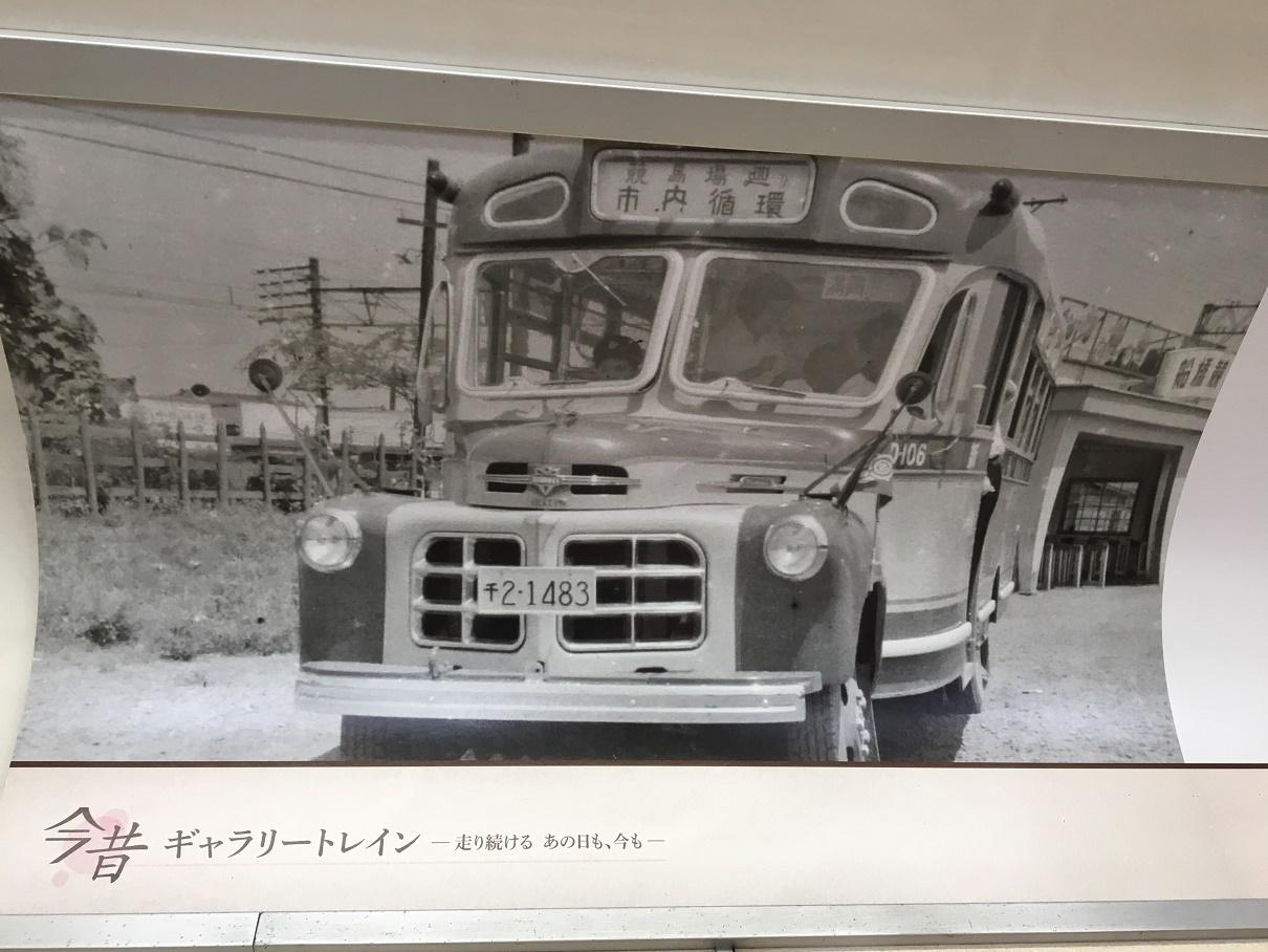 松戸ボンネットバス