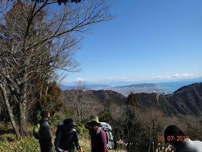 高草山山頂1