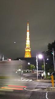 20161110東京タワー(その2)
