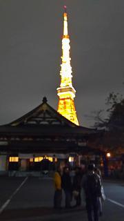20161110東京タワー(その6)